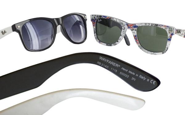 Ray-Ban napszemüveg – Az RB jelzéssel kezdődő modellszám lebuktathatja a  hamisítványt 78658aea79